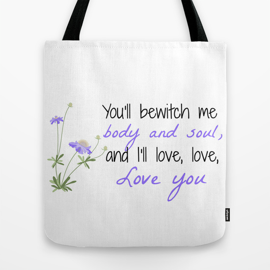 Bewitch Me Tote