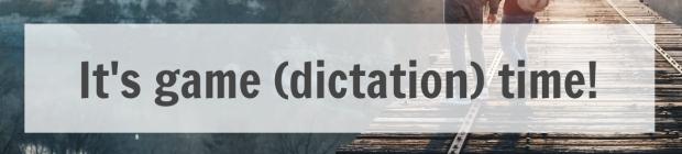 dictation 5